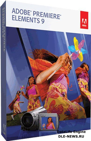 Adobe Premiere Elements v.9.0.1 DVD Update 1 + Additional Content by m0nkrus