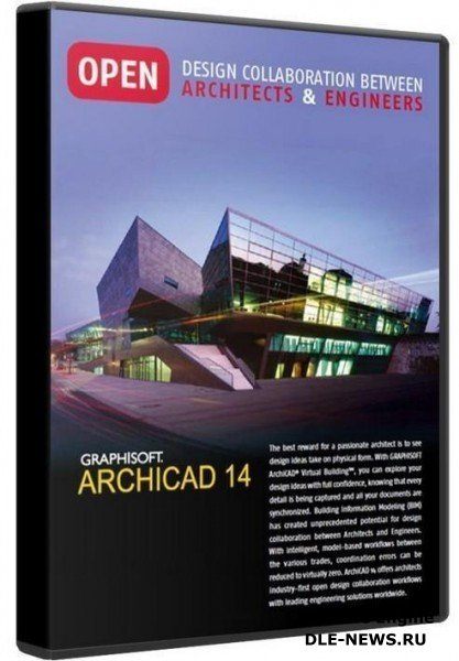 PORTABLE ArchiCAD 14 bild 3636 +Add-Ons
