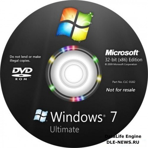 Windows 7 Ultimate x86 REACTOR v8.0 [06.05.2011]