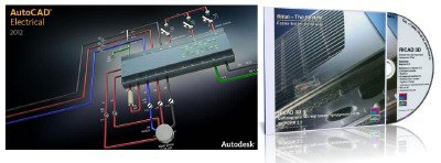 Autodesk AutoCAD Electrical 2012 SP1 Rus + Rittal RICAD 3D 2