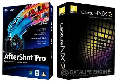 Nikon Capture NX2 2.3 + Corel AfterShot Pro 1 (2012, RUS)