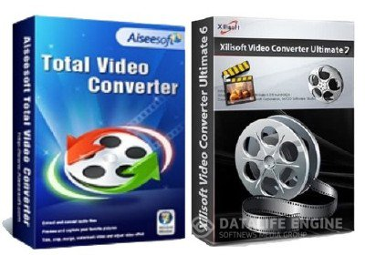 Xilisoft Video Converter Ultimate 7.1+Portable + AiseeSoft Total Video Converter 6.2 2012
