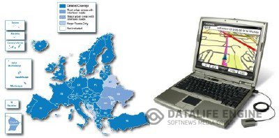 City Navigator Europe NT 2012 Garmin + Дороги России. РФ + СНГ. Garmin (Unlocked, 2012)