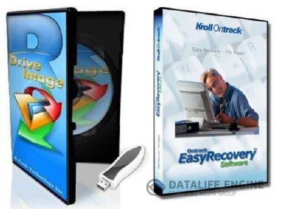 R-Drive Image+Portable 4.7 x86+x64 + Ontrack EasyRecovery Professional 6.2 + Portable