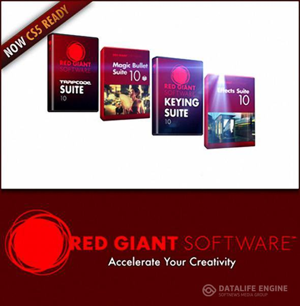 Red Giant Software Plugin Suites v10 Full CS5 Compatibility 2012