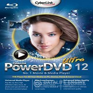 CyberLink PowerDVD 12 Ultra + Portable x86x64 (2012, Rus)