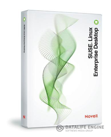 SUSE Linux Enterprise Desktop 11 SP2 [x86 + x86_64] (2xDVD)