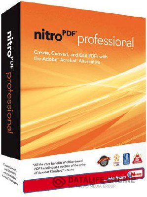 Nitro PDF Professional 7.3.1.1 (x86x64) [English] + Crack