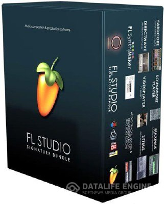 FL Studio 10 Producer Edition + Deckadance + Plugins RePack + Видеоуроки от 15.03.2012