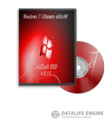 Windows 7 Ultimate AUZsoft RED (x64+x86) v.8.12 [Русский] 03.2012
