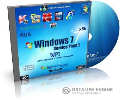 Microsoft Windows 7 Ultimate (Русский) x86 SP1 WPI Boot by OVGorskiy Update 16.03.2012