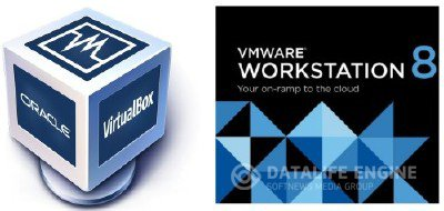 VirtualBox 4.1 + Extension Pack + portable + VMware Workstation 8 x86+x64 (2012, RUS)
