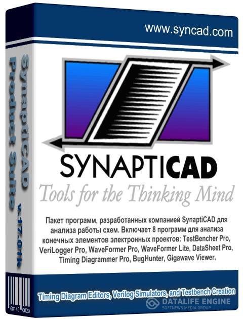 SynaptiCAD Product Suite 17.01k