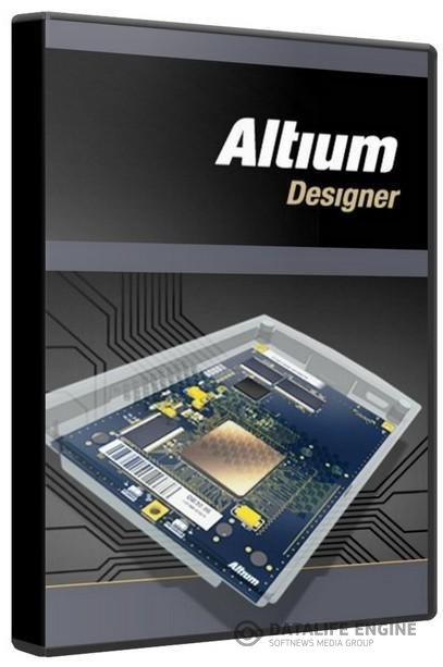 Altium Designer 10 Update 17 build 10.972 (2012/RUS/ENG)