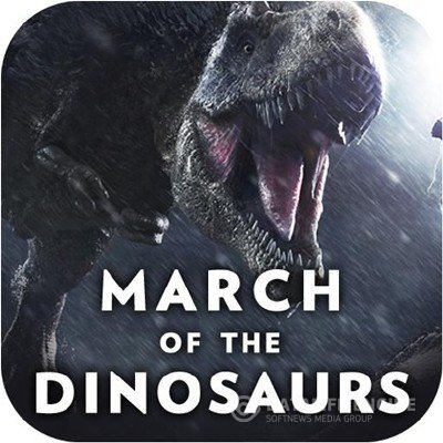 March of the Dinosaurs (v1.0.0.3376, Reference, iOS 4.2, ENG) - книга о динозаврах в 3D (HD)