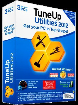 TuneUp Utilities 2012 v12.0.3010.52 / v12.0.3010.5 ( Final / RePack / Portable) (2012)