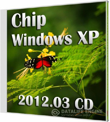 Chip Windows XP (x86) 2012.03 CD (Русская версия)