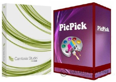 TechSmith Camtasia Studio 7.1 + Portable + RePack + PicPick 3 Portable