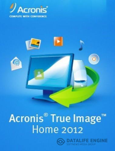Acronis Boot CD 2012 Full (Rus/март 2012)