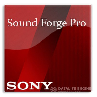 Sony Sound Forge Pro 10.0c.491+Dolby Digital AC-3 Pro+Noise Reduction Portable by punsh [Русский]