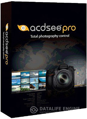 ACDSee Pro v.5.2 Build 157 Final / Lite RePack / Portable [2012, Multi+Русский]