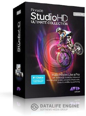 Pinnacle Studio HD Ultimate Collection 15.0.0.7593 Full x86 [English+Русский] + Crack