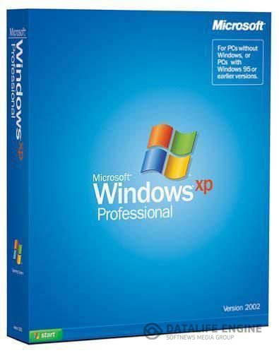 Microsoft Windows XP Professional 32 бит SP3 VL RU SATA AHCI UpdatePack 120424