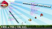 Angry Birds Edition -Windows 7 Ultimate SP1 x86 (2012 март)