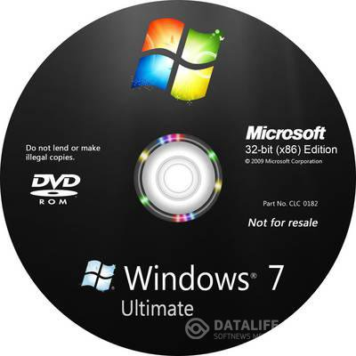 Windows 7 ULTIMATE FULLY ACTIVATED 32/64-bit