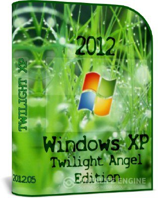 Windows XP Twilight Angel Edition 2012.05 Rus