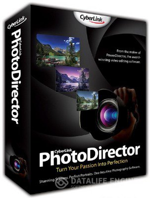 CyberLink PhotoDirector 3.0.2719 (2012, Eng+Rus) + Crack