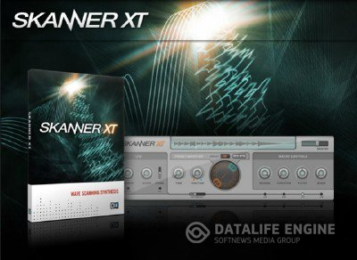 Native Instruments - Skanner XT (2012, for REAKTOR)