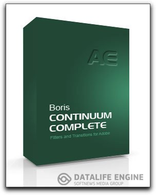 Boris Continuum Complete (BCC) 8.0.3.14 for After Effects and Premiere Pro CS6 [2012, ENG] + Key