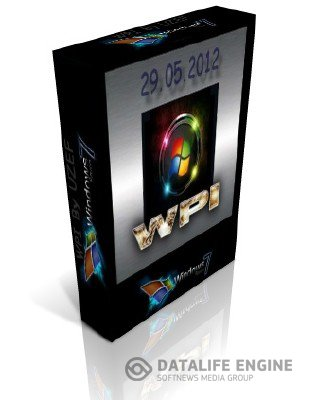 WPI for Windows 7 v29.05.2012 by UZEF (2012/Rus) v29.05.2012 (Русский)