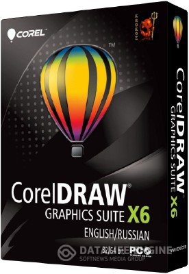 CorelDRAW Graphics Suite X6 16.0.0.707 [Eng+Rus] by Krokoz + Serial