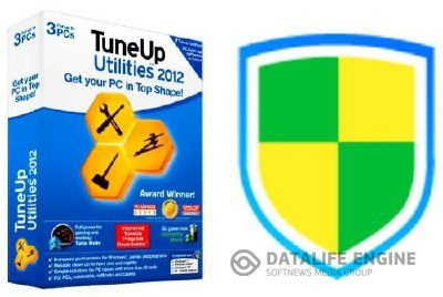 TuneUp Utilities 2012 v12 + Toolwiz Care 1 + Portable версии (2012, RUS)