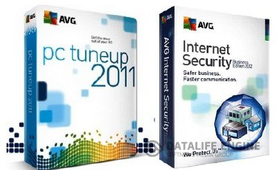 AVG Internet Security Business Edition 2012 + AVG PC Tuneup 2011 + Portable