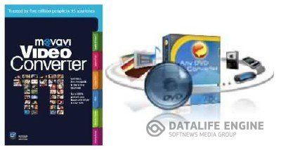 Any DVD Converter Professional 4.3 Final + Movavi Video Converter 11 (2012)