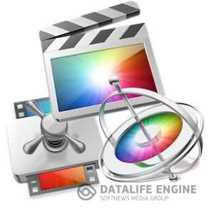 Final Cut Pro X 10 + Motion 5 + Compressor 4 + Red Giant Software Plugin Suites 10