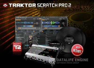 Native Instruments Traktor Scratch Pro 2 + Waves Complete VST RTAS TDM 7.1 (AiR)