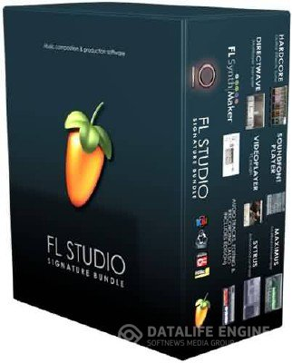 FL Studio 10 Signature Bundle (2012) + Файл справки