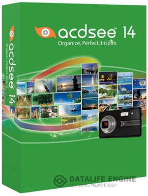 ACDSee Photo Manager 14.3 Build 168 [Rus by loginvovchyk] + Кряк
