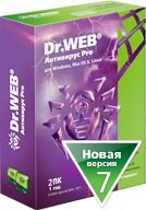 Dr.Web Antivirus for Windows & Linux & Mac OS X & Win Server+Security Space+Console Scanner [12.07.2012]