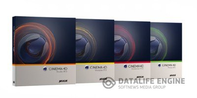 CINEMA 4D R13 13.016 RC45040 x86+x64 (2011, ENG + RUS0 + Introduction to Animation in CINEMA 4D