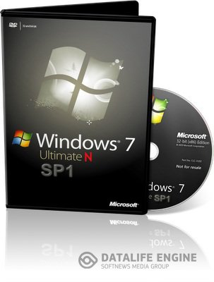 Windows 7 UltimateN SP1 x64 Compact v1.1 (18.07.2012)
