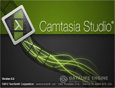 TechSmith Camtasia Studio 8.0.2 Build 918 x86+x64 [2012, ENG] + Crack