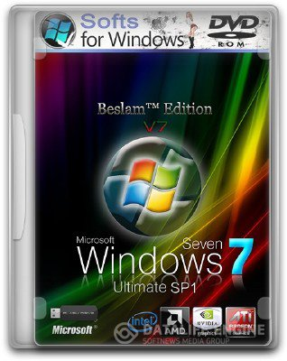 Windows 7 Ultimate SP1 (x86/x64) Beslam Edition [v.7] (07.2012, DVD)