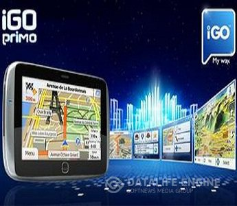 iGO Primo ( v.9.6.7, Android, Europe, 2012 )