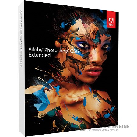 Adobe Photoshop CS6 Extended ( v.13.0, DVD, RUS / ENG )