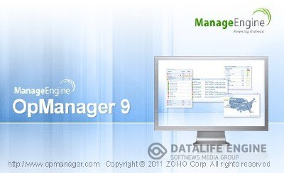 Zoho ManageEngine OpManager Professional v.9.2.9200 x86 x64 (2012, Multi) + Crack